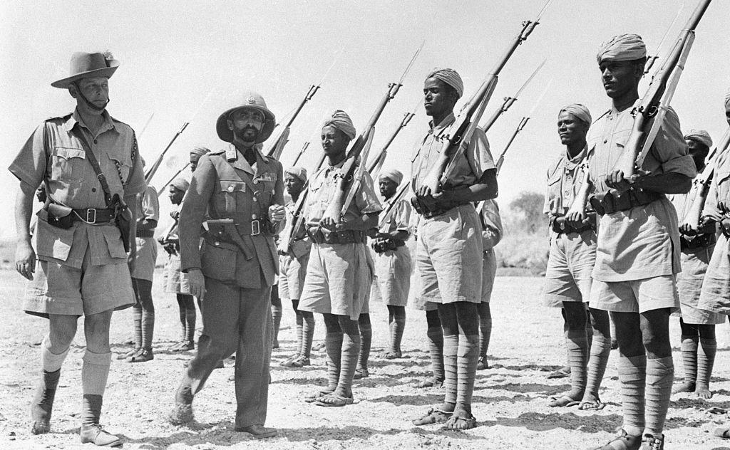 Emperor Haile Selassie gets the Ozymandias treatment | James Jeffrey | The  Critic Magazine